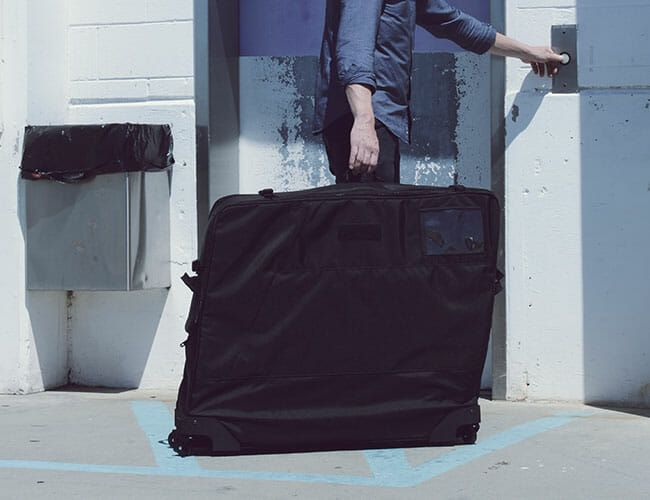 You Can Avoid Luggage Fees with This Tricky New Bike Bag