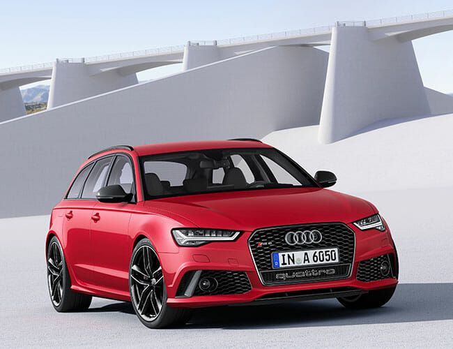 Wagon Lovers, Rejoice: The Audi RS 6 Avant Could Come to America