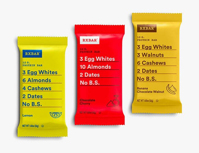 Lemon Lovers, This New RxBar Flavor Is for You