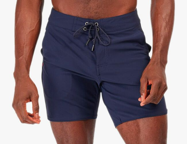 Rhone's New Board Shorts Are Perfect For Beach Adventures