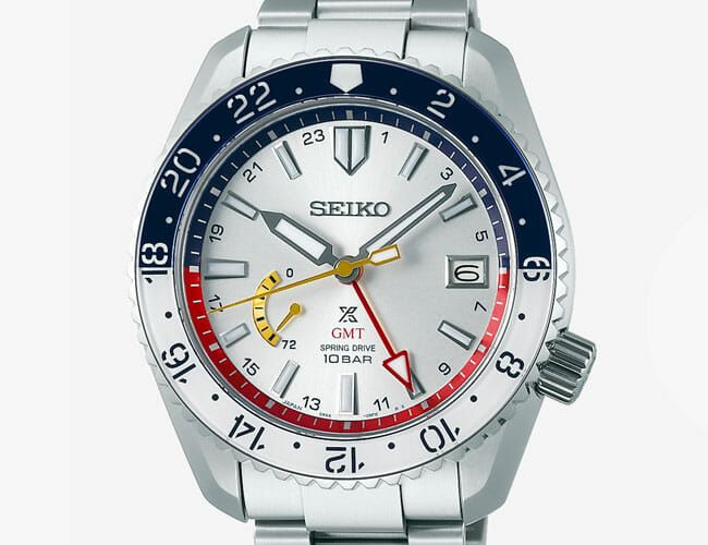 New Seiko Watches Fuse the Best of Japanese Pop Culture & Watchmaking