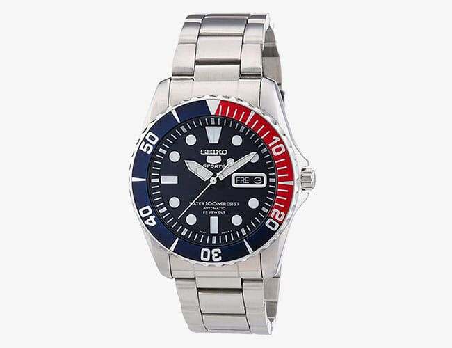 One of Our Favorite Seiko Dive Watches Is 50% Off Today