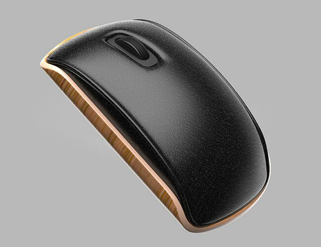 This Mouse Is Basically an Eames Chair for Your Hand