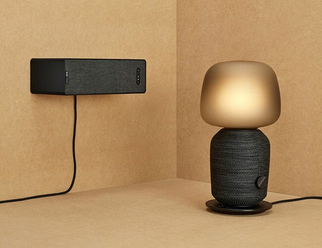 Sonos and Ikea Just Announced a Table Lamp that Looks Fantastic