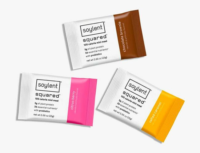 You Can Now Eat on the Soylent Liquid Diet