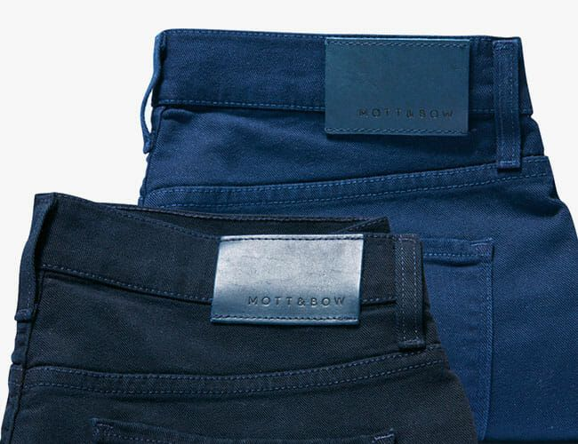 These Jeans Are the Most Comfortable You'll Ever Wear