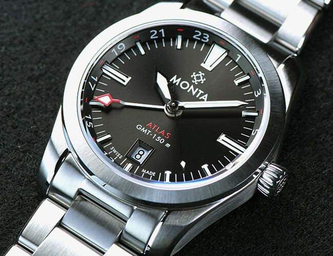 Get This Refined Monta GMT at a Discount When You Pre-Order