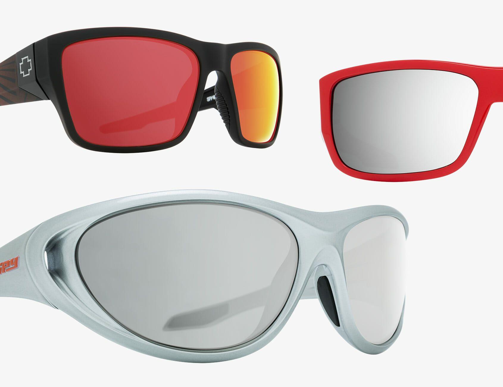 Spy Optics Celebrates 25 Years With Three Retro Sunglasses