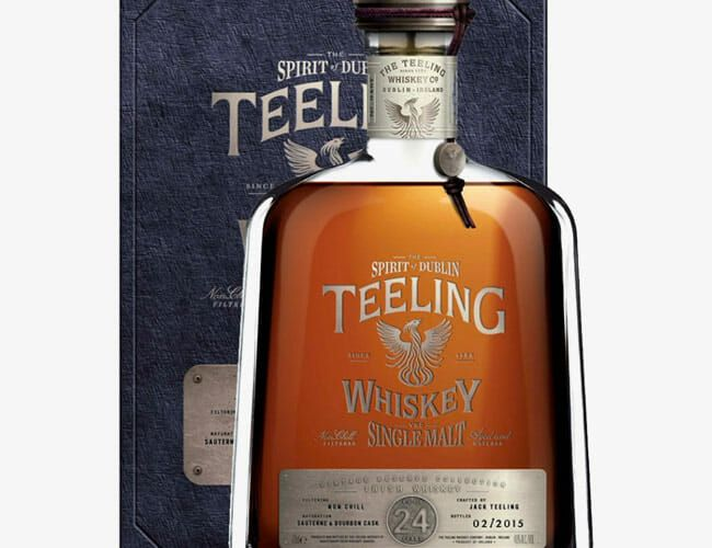 Experts Just Named an Irish Whiskey the World's Best Single Malt