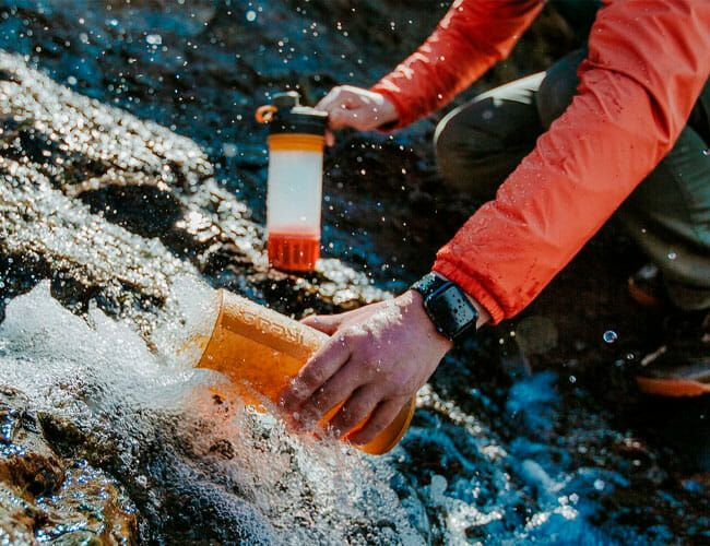 The 6 Best Purifying Water Bottles for Travel