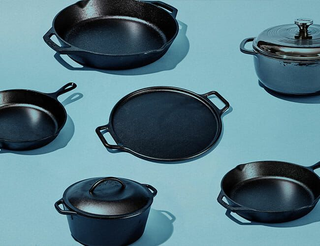 The Complete Buying Guide to Lodge Cast-Iron Skillets and Cookware