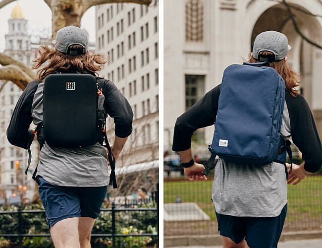 Two Backpacks for Run Commuting That Outperform the Competition