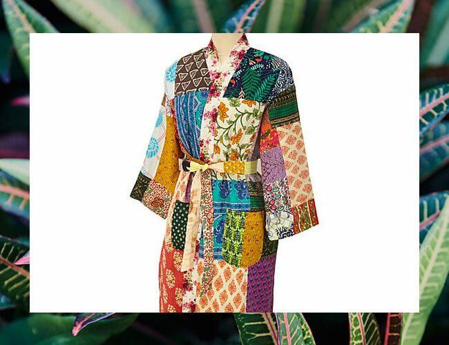 Highisa Mens Plus-Size Non-Iron Print Relaxed-Fit Stripes Poplin Shirt