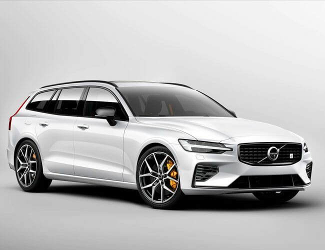 Volvo Is Hot-Rodding Its Most Practical Car with Hybrid Power