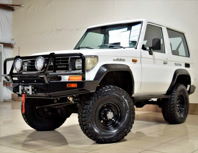 Forget the New Bronco, This Is the Two-Door Off-Roader You Want