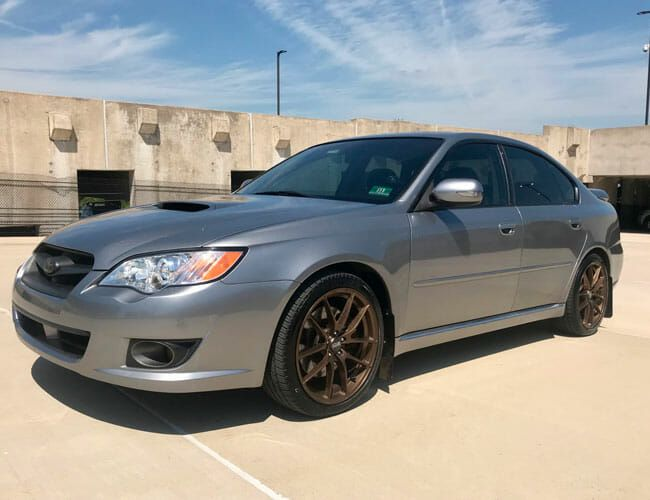 This Is the Closest Thing to a Subaru Legacy STI You Can Buy