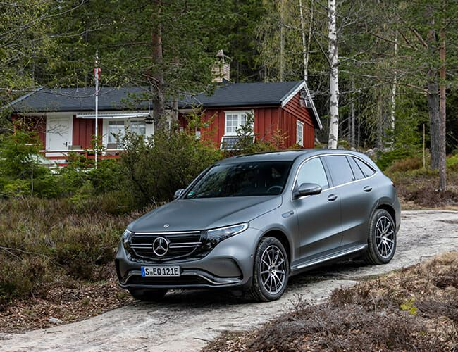 2019 Mercedes-Benz EQC Review: Pushing Electric Power Into the Mainstream
