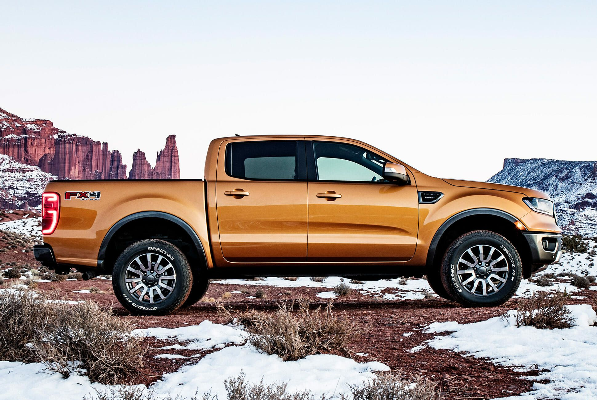 The New Ford Ranger Was Outsold By The Notably Ancient