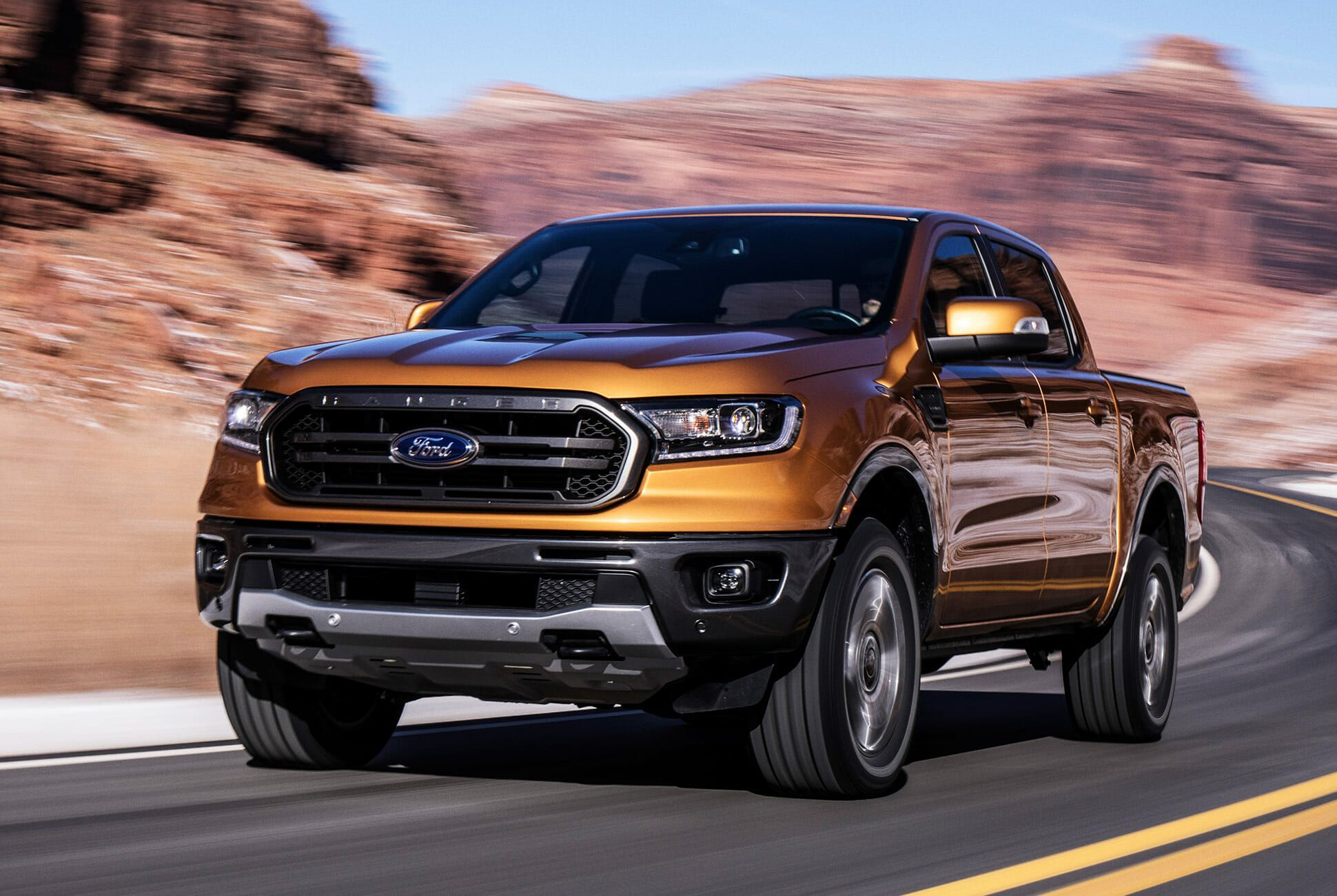 The New Ford Ranger Was Outsold By The Notably Ancient ...
