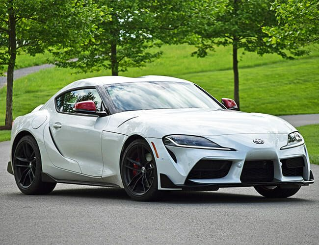 The New Toyota Supra Only Comes in Coupe Form, But That Could Change