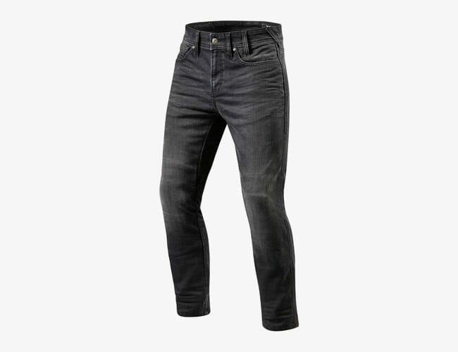 Motorbike Motorcycle Waterproof Cordura Textile Trousers Pants CE Armours 32, All Black