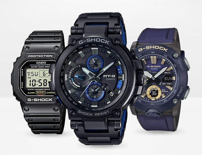 Seven of the Best G-Shock Watches You Can Buy Right Now