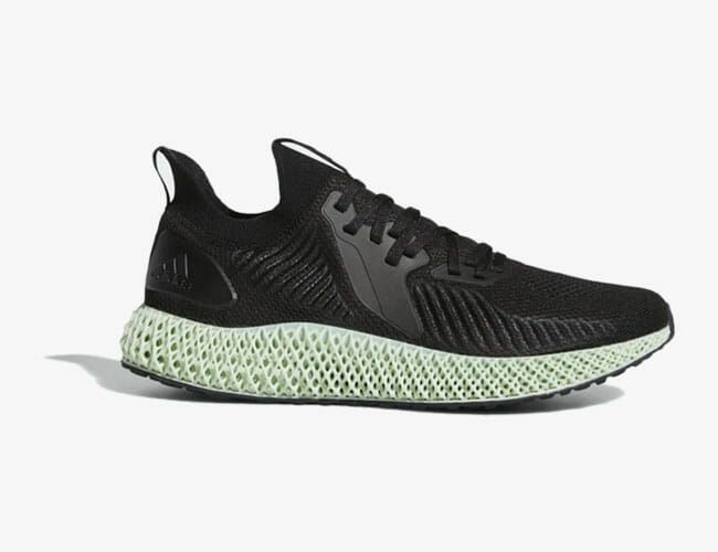 This New Adidas 3D-Printed Sneaker Will Boost Your Running Style