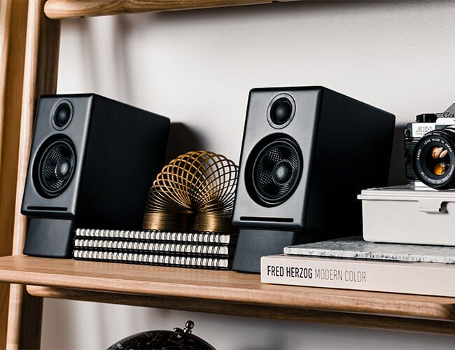 These Affordable Speakers Are the Perfect Desktop Upgrade