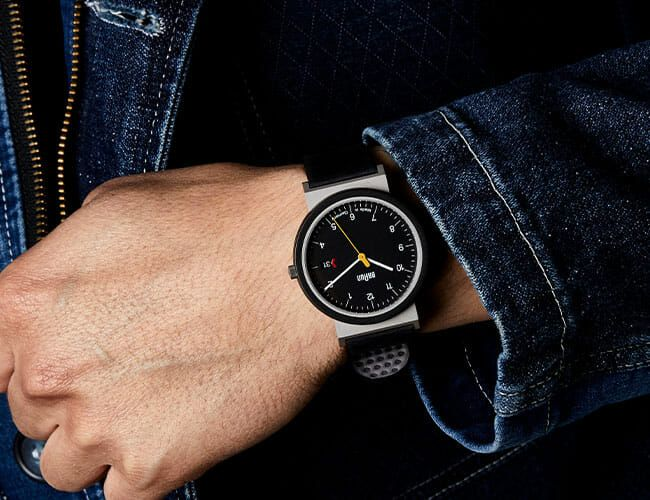 Save $80 On These Iconic Design Watches