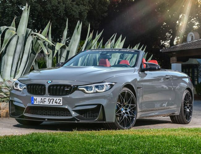 Is the BMW M4 About To Get Even Better?
