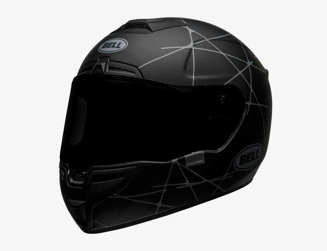 You Can Finally Buy a New Motorcycle Helmet by Hello Cousteau