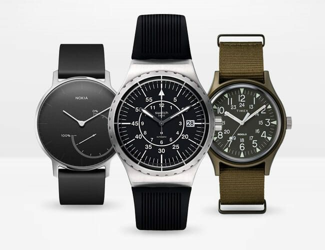 These Are the Best Watches Under $200