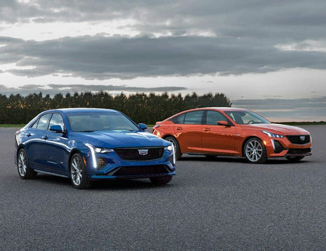In Performance Terms, Cadillac's New V-Series Sedans Are a Huge Step Down