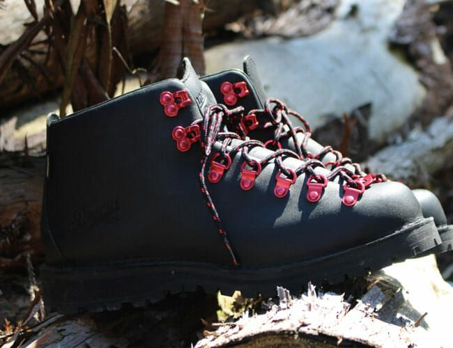 It Won't Be Easy to Get These Ultra-Stylish Hiking Boots