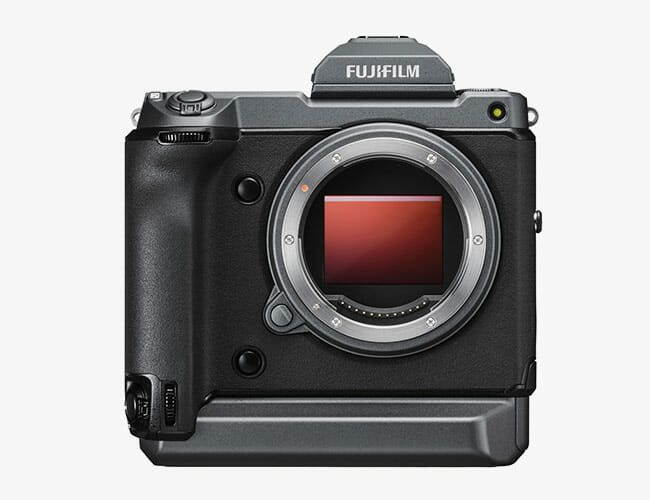 Fujifilm's New 102-Megapixel Camera Might Be a Bargain