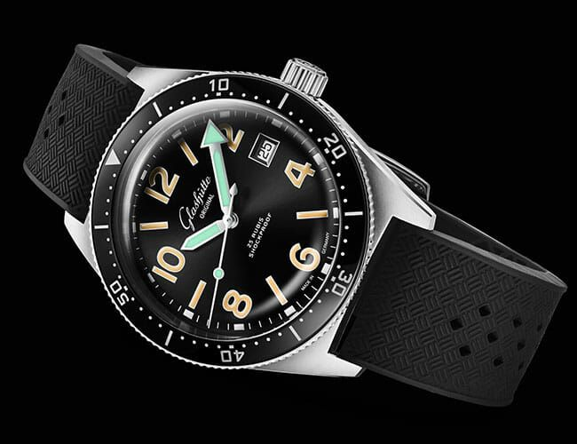 This German Dive Watch Introduces the Sporty Side of a Classical Watchmaker