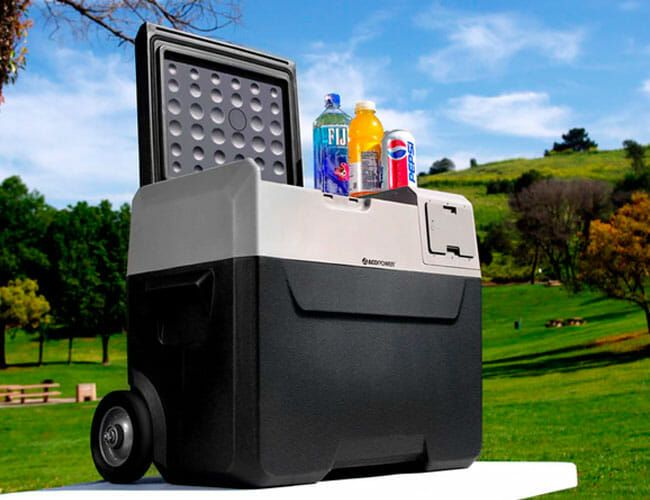 This Might Be the World's Smartest Portable Freezer