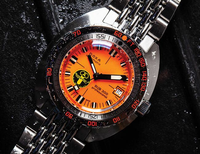 This Is How to Maintain a Dive Watch