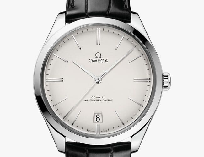 Omega Updates Its Classic Dress Watch With a Killer Movement