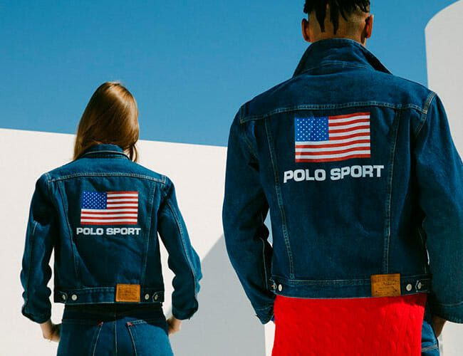 Ralph Lauren Just Re-Launched Its Iconic Polo Sport Line