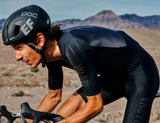 Rapha's Aero Cycling Kit Might Just Be the Fastest Yet