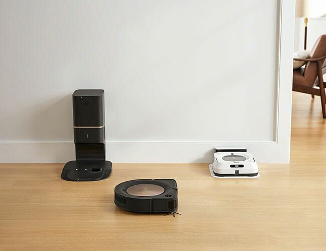 iRobot's New Robo-Cleaners Take Smart Cleaning to Another Level