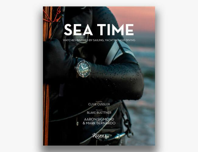 This Book Explores the Origins and Stories Behind Dive Watches