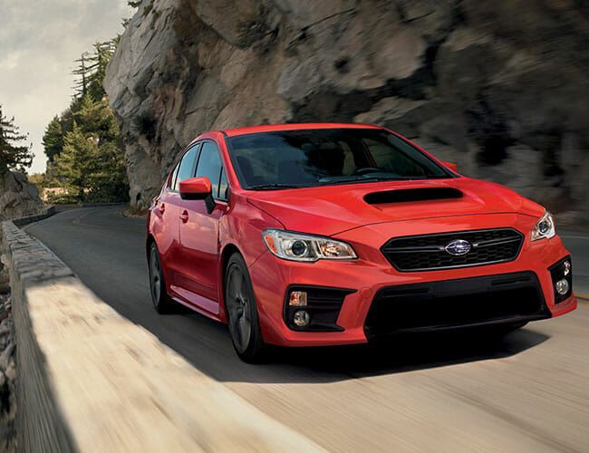The Subaru WRX Is One of the Safest Cars On Sale, But There's a Big Catch