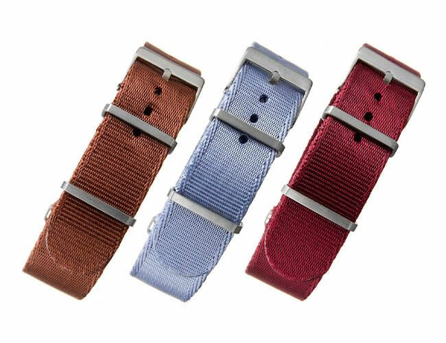 This Is the Best NATO Strap You Can Buy Right Now