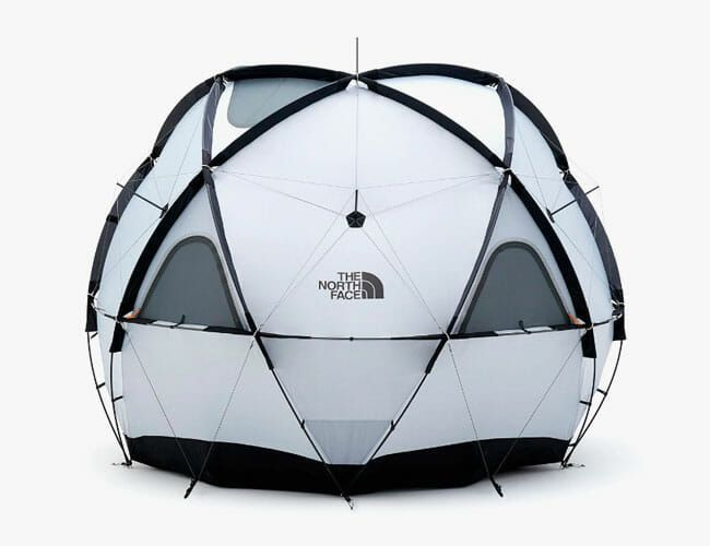 The North Face's Newest Tent Is Over the Top in the Best Way