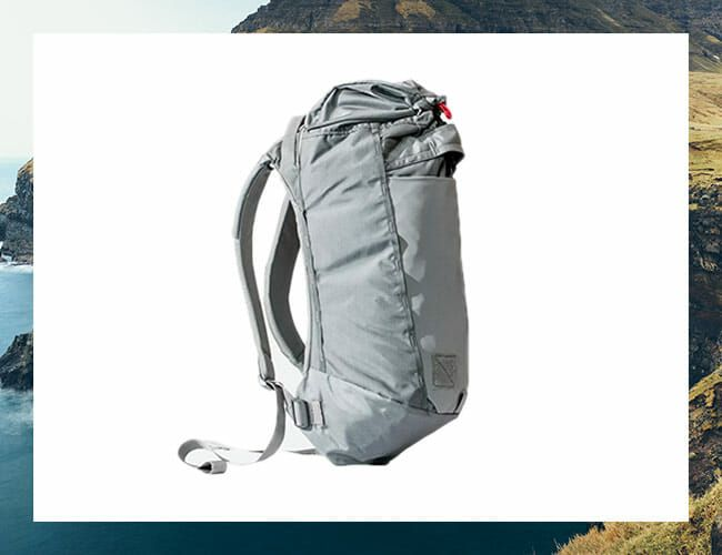 CUSHY EDC Camping Outdoor Travel Equipment Durable Quick Releae Lugg trap with tainle teel Releae Type Green