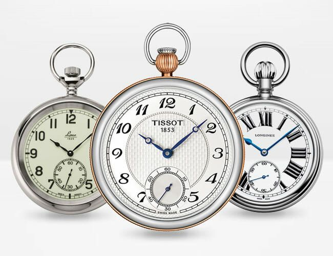 The Best Modern Pocket Watches How To Wear Them Gear Patrol