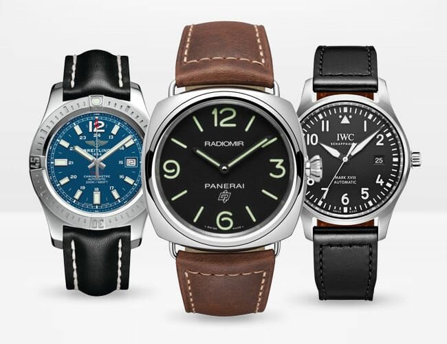 These Are the Entry-Level Watches From 10 Great Brands