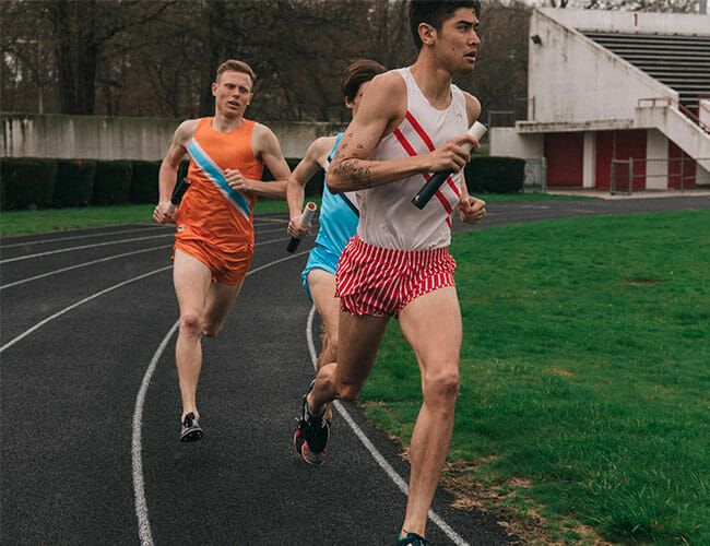 We Want One of Everything From Tracksmith's New Penn Relays Collection